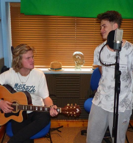 Alfie And Kofi