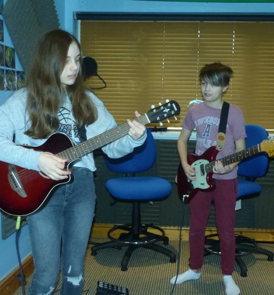 Katie & Rhys Lloyd